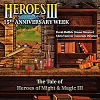 Heroes 3 Anniversary Week